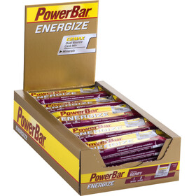 PowerBar Energize Sports Nutrition Berry 25 x 55g